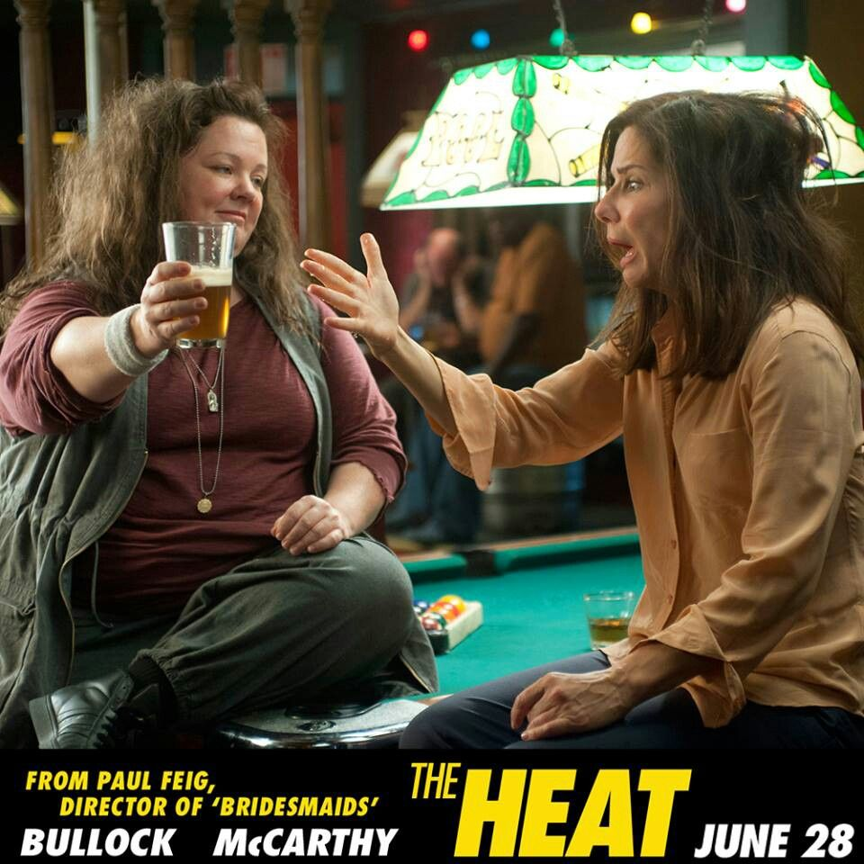 The Heat Quotes The Heat.june 28Th  Movies I Want To See  Pinterest  Movie