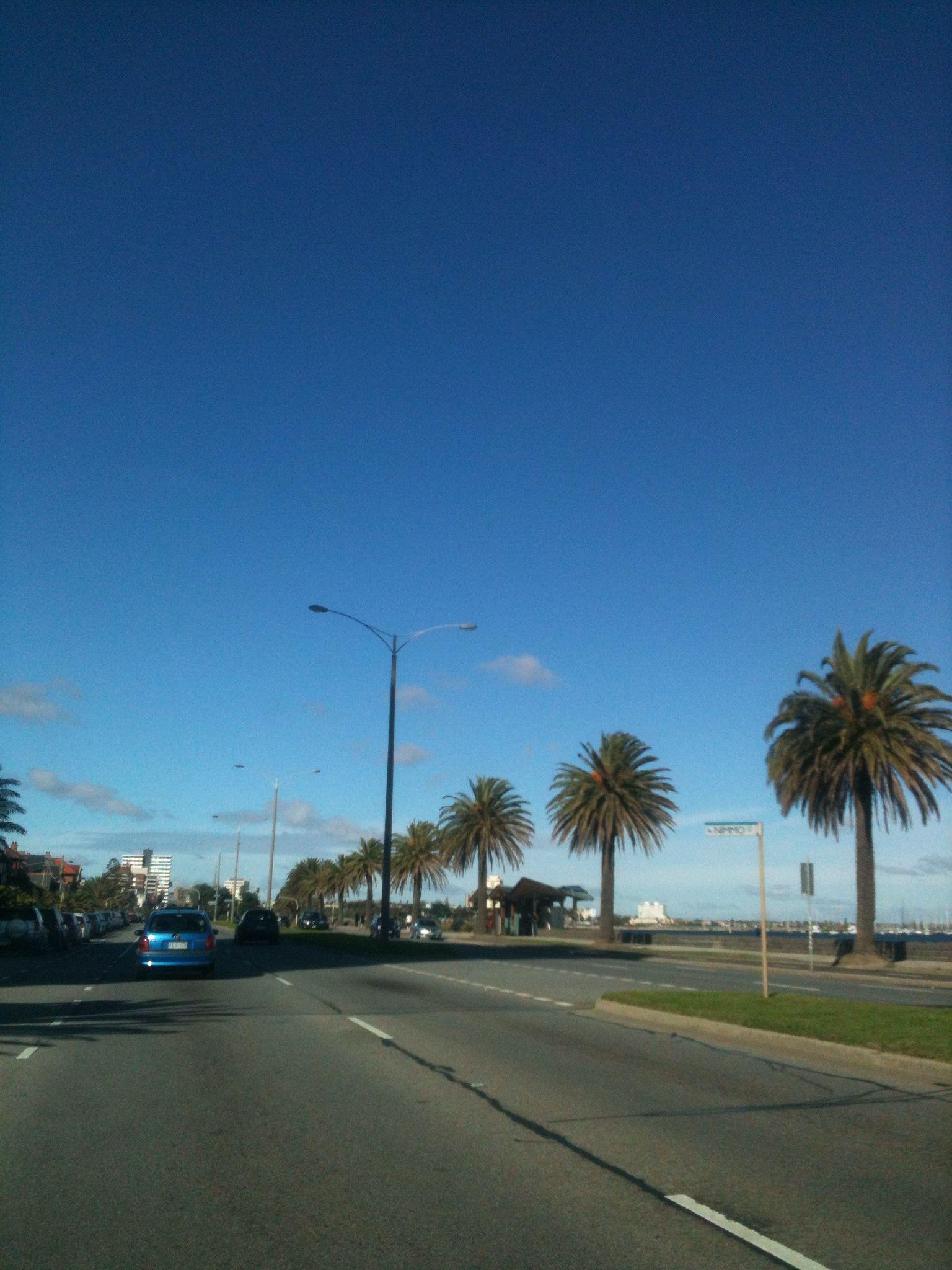Melbourne, Australia Australia, Melbourne, Utility pole