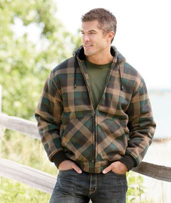 Looking for Christmas gifts for Dad? These cozy fleece sweaters are great gifts for men of all ages.