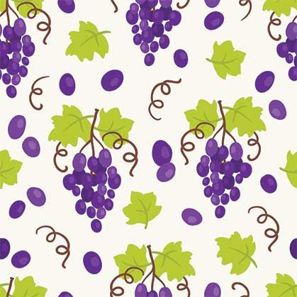 Grapes In Purple Wallpaper Wall Decor Grape Wallpaper Wallpaper Walls Decor Wall Wallpaper