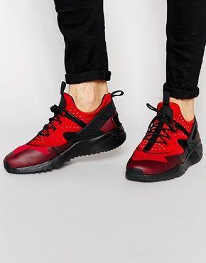 Nike Air Huarache Utility Trainers 806807-600  45b6c9346