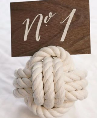 Nautical Knots Wedding Mystic Knotwork knot combined with Swellanchorstudio's calligraphy. Check out her script workshops in Patchogue Long Island, NY