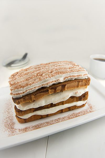 Tiramisu Made Easy With Sara Lee Pound Cake From Dreaming Dessert