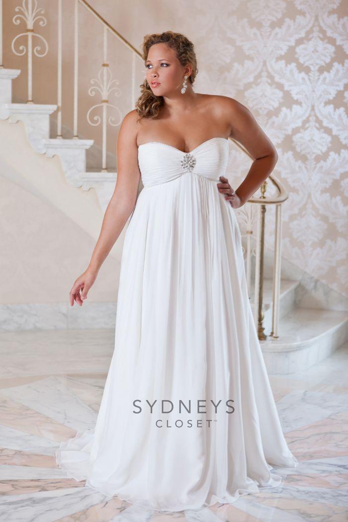 plus size white beach dresses - Siteze