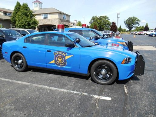 Michigan State Police Dodge Charger Police Cars Police Truck State Police
