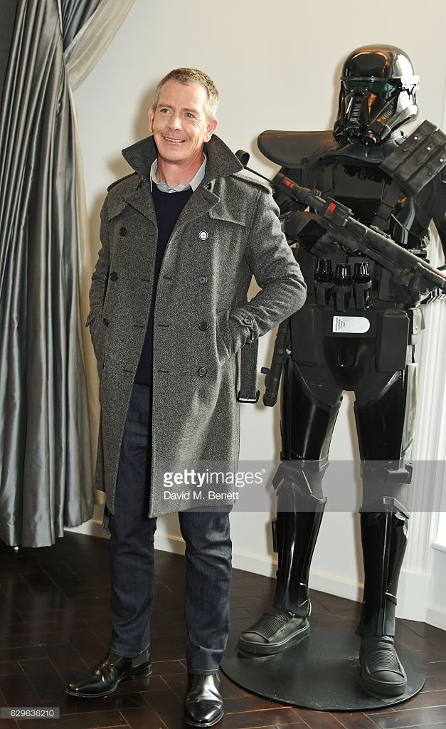 Ben Mendelsohn attends a photocall for 'Rogue One: A Star Wars Story' at the Corinthia Hotel London on December 14, 2016 in London, England.