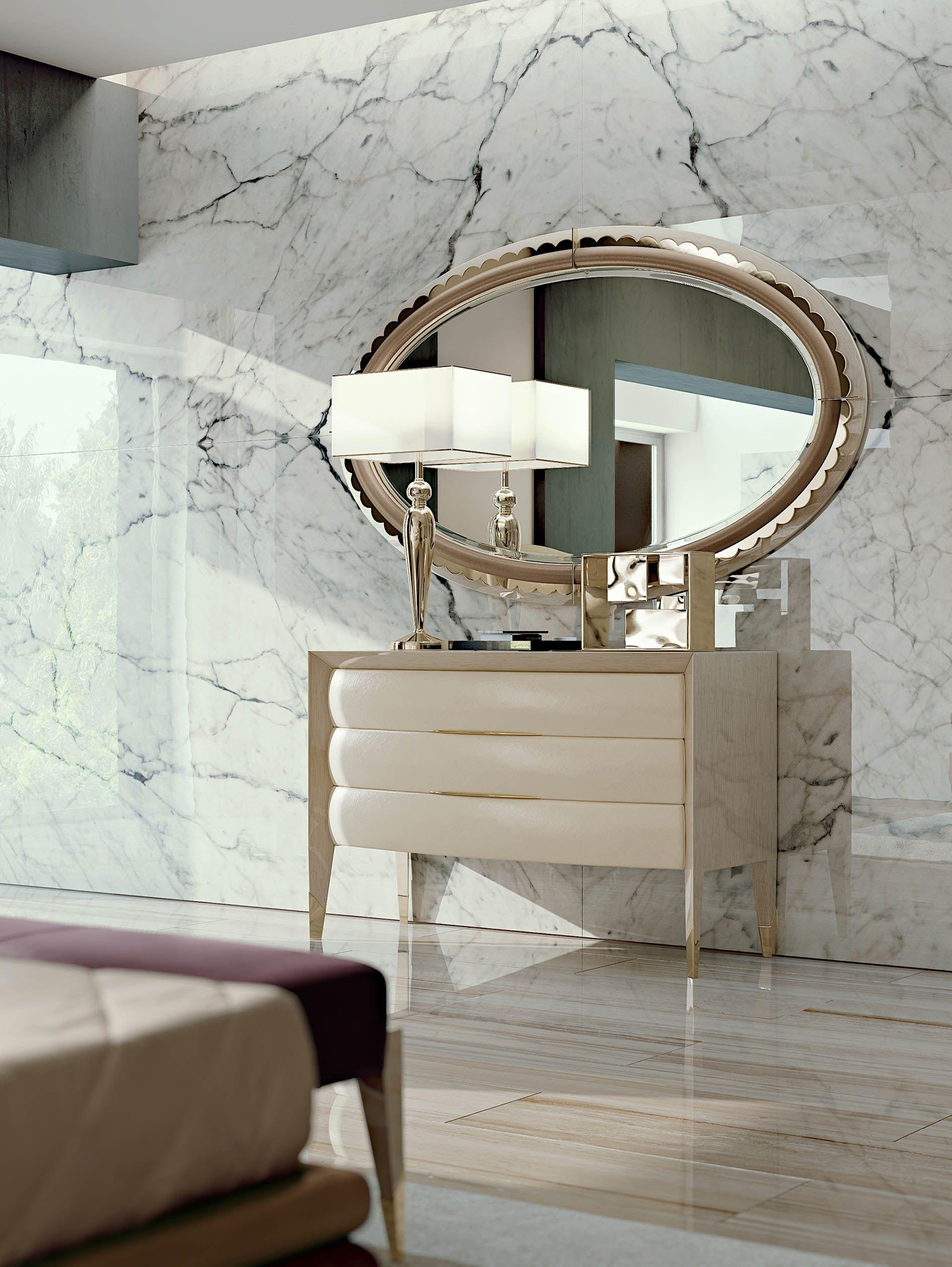 Orion Bedroom www.turri.it Italian luxury bedroom furniture | The ...