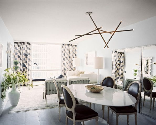 How To Manage Your Decorating Budget  Dining Antique Chairs And Endearing Modern Lighting Fixtures For Dining Room Inspiration Design