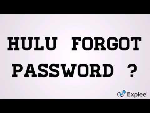 Hulu forgot