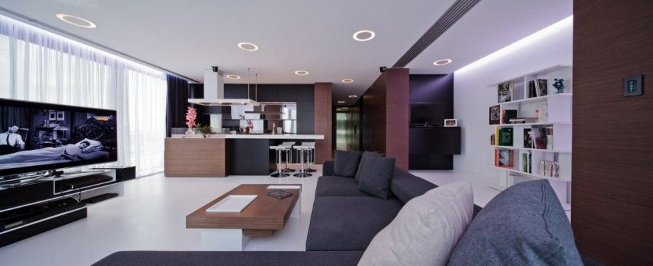 Ac apartment interior by square one