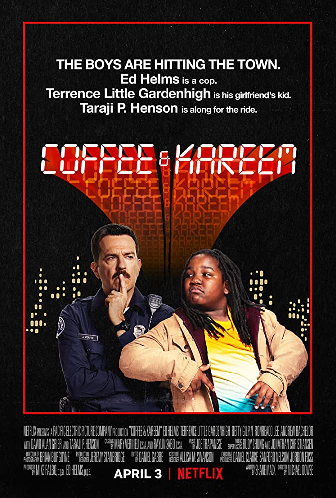 Coffee & Kareem (2020) in 2020 Humor, Body fluid, Laughter