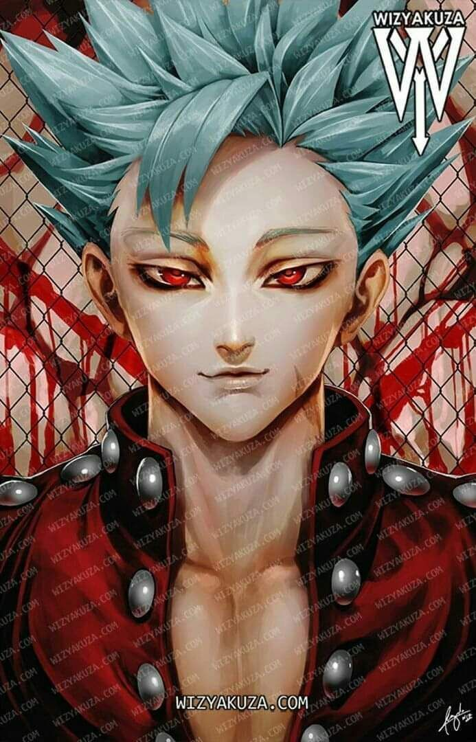 king x ban (comic yaoi) - holi