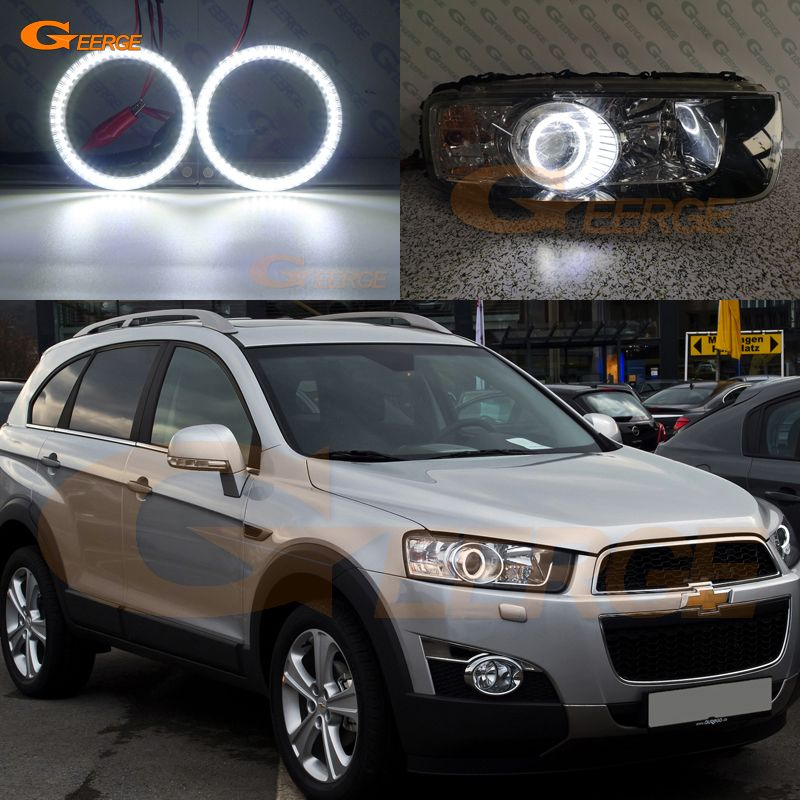 Cheap Kit Kits Buy Quality Kit Led Directly From China Kit Rings Suppliers For Chevrolet Captiva 2012 2013 2014 20 Chevrolet Captiva Chevrolet Led Angel Eyes
