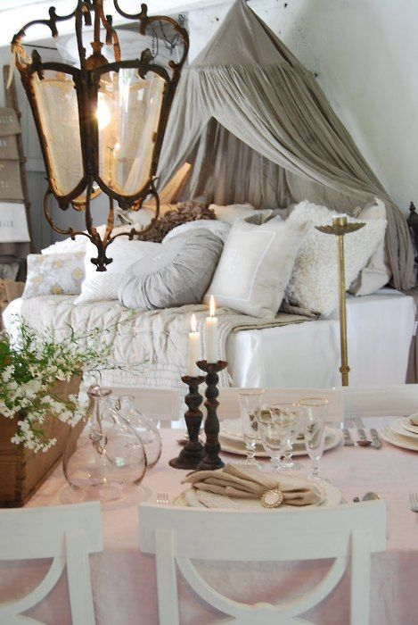 ZsaZsa Bellagio Shabby Time! romantic shabby Pinterest - dekoration wohnzimmer landhausstil
