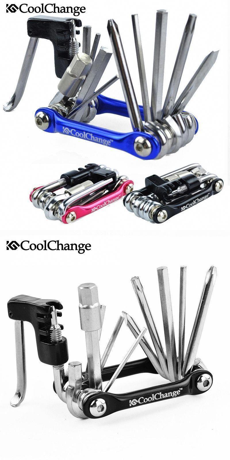 Coolchange bicycle repair tools multifunction tools kit