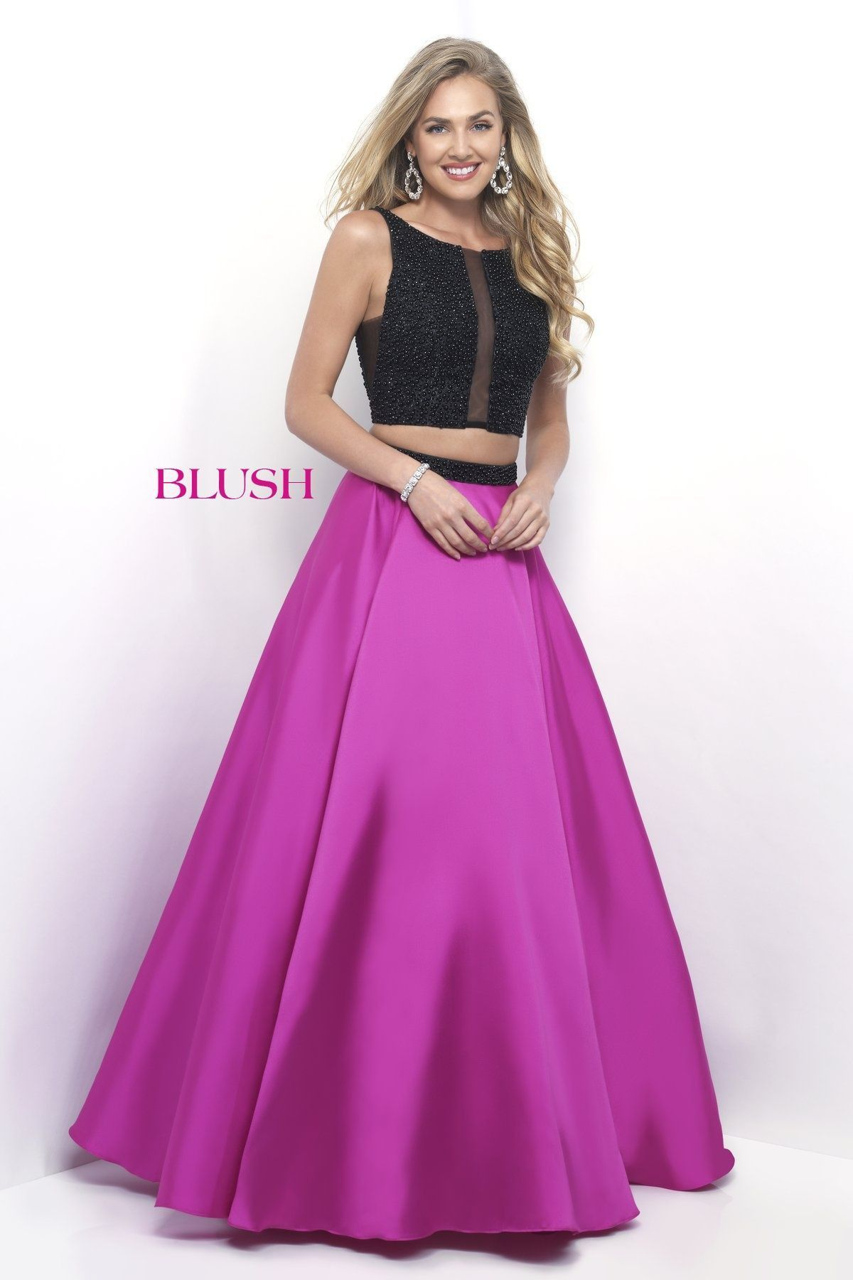 Pink by Blush Prom 5611 | Products | Pinterest