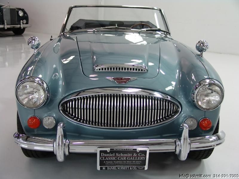 DANIEL SCHMITT & CO CLASSIC CAR GALLERY PRESENTS: 1967 AUSTIN HEALEY 3000 MKIII …