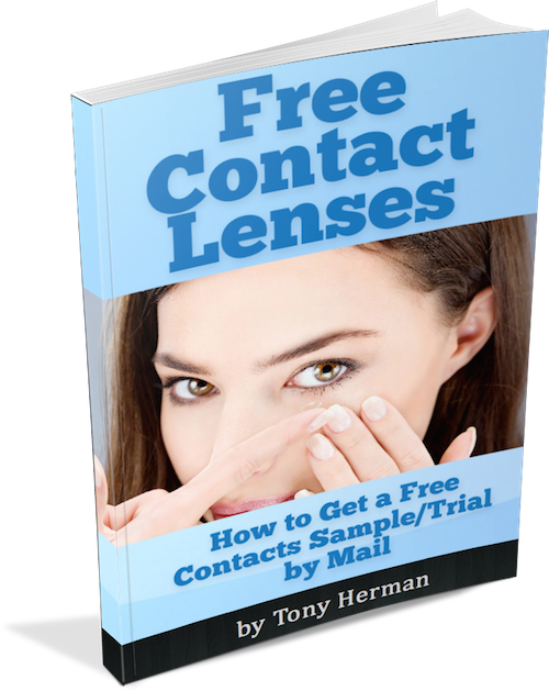 How to Get Free Contact Lenses Online Free contact