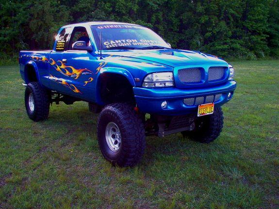 B Da Af C Cfce on 2001 Dodge Dakota Off Road Parts