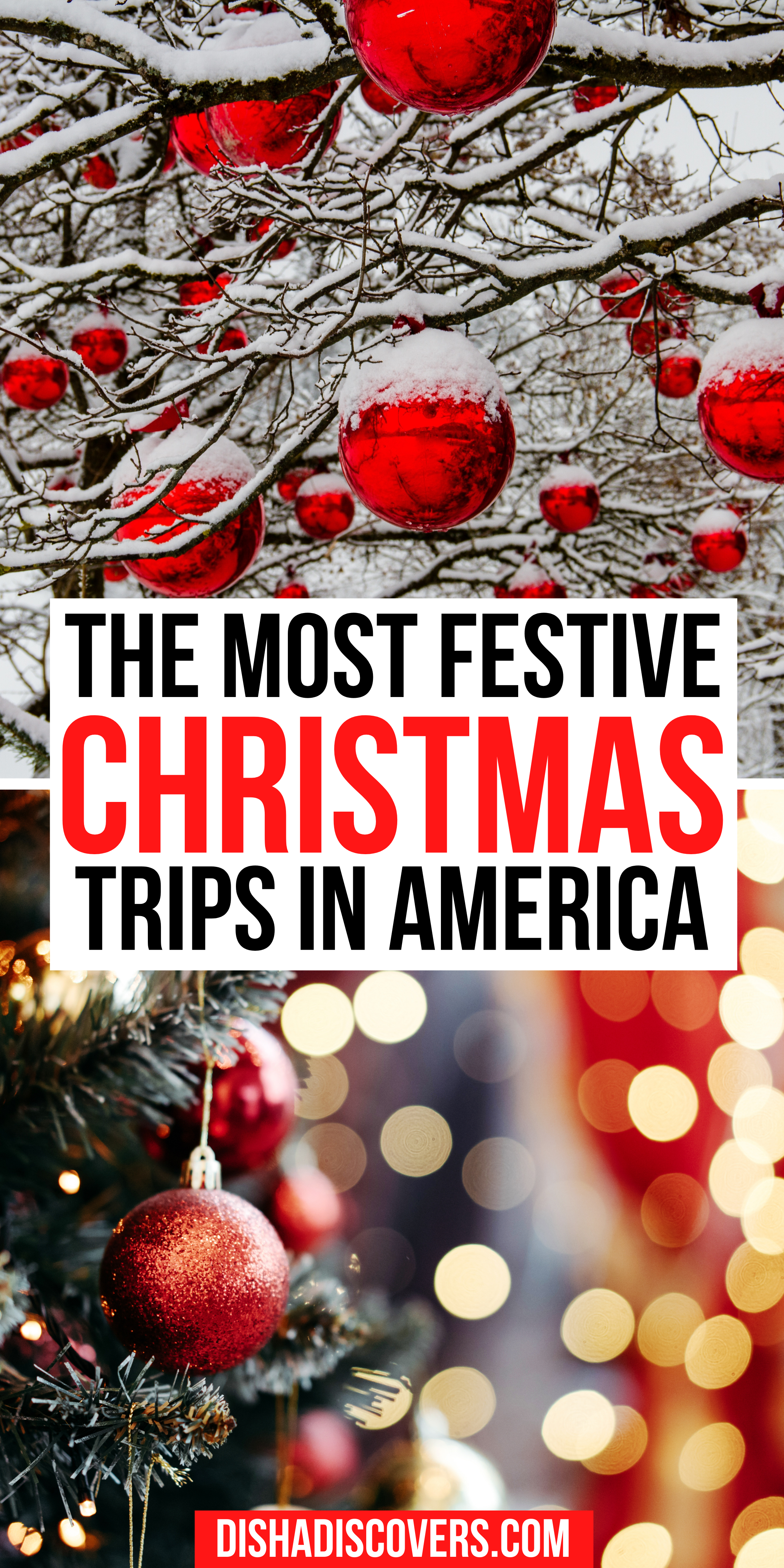 Most Popular Us Destination For Christmas 2020 USA Christmas Destinations: 11 of the Best Holiday Getaways in