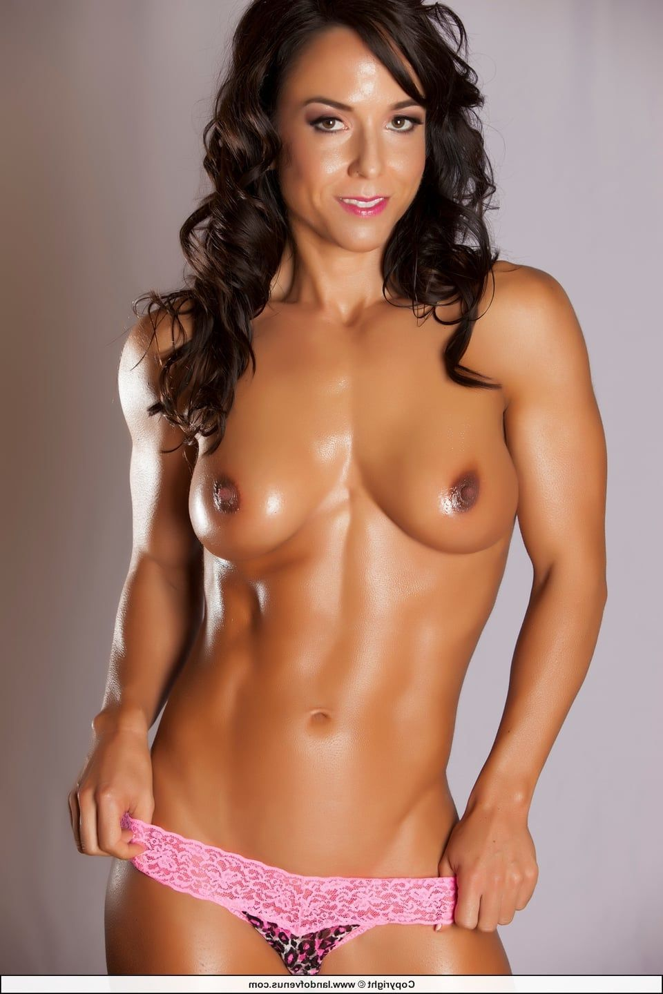 Nude Female Fitness Models