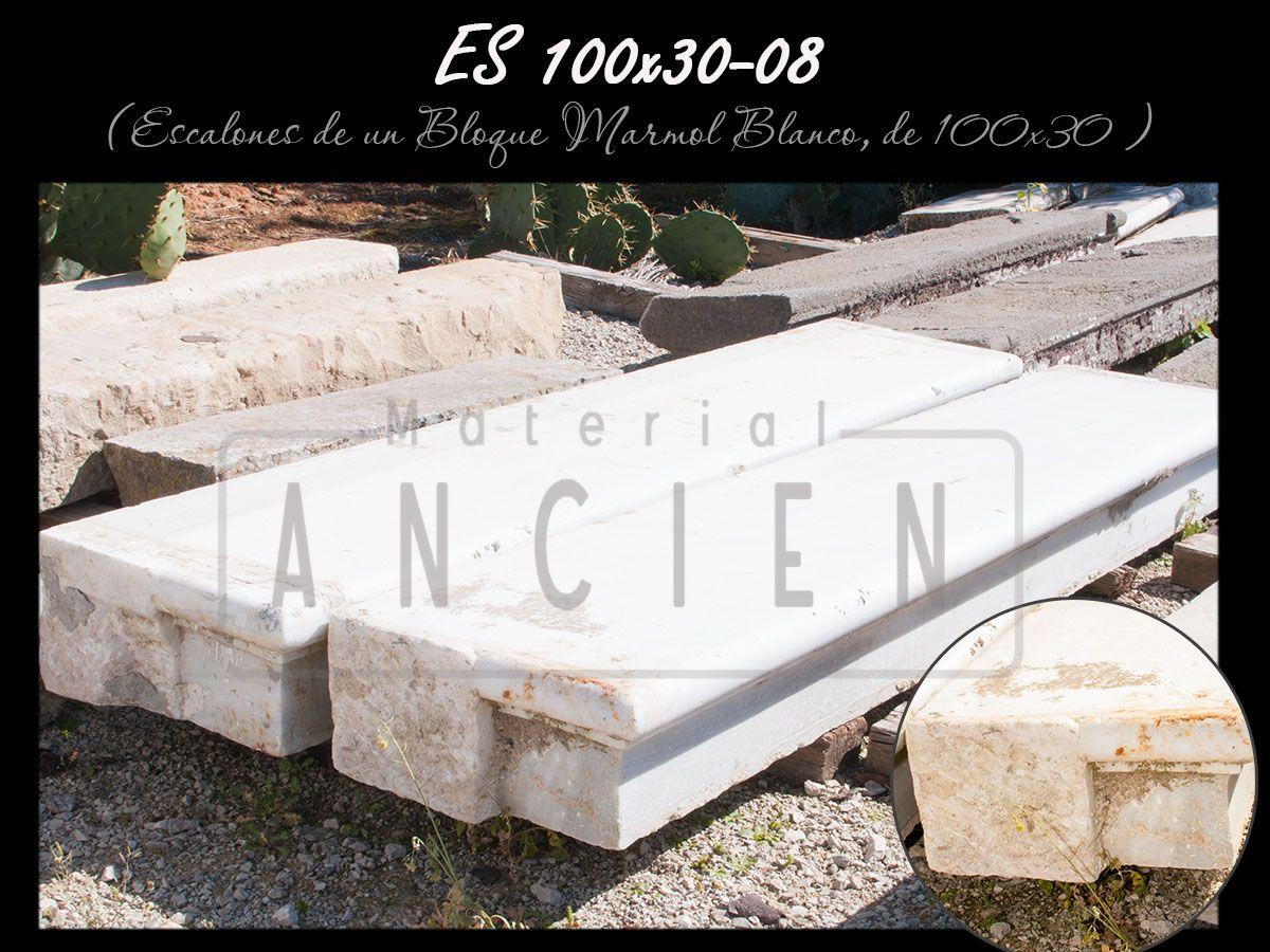 escalones piedra marmol antiguo venta economico barato