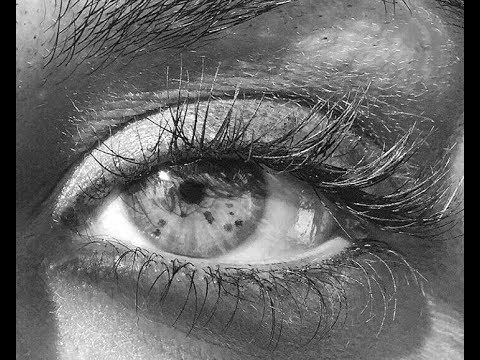 How to draw realistic eye by cofrancis | drawing eye