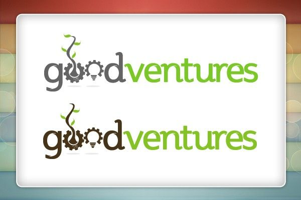 Logo for Good Ventures - a nonprofit incubator  by hizzokah