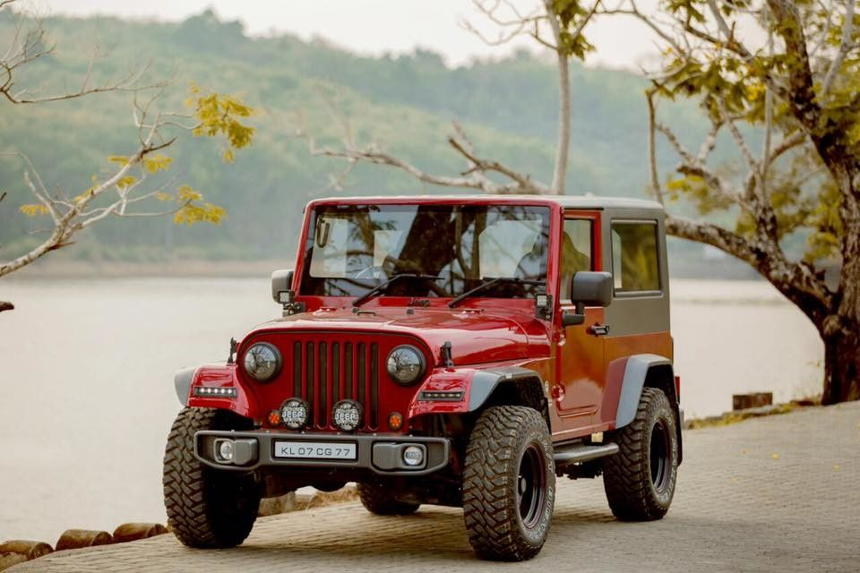 This Is The Cleanest Thar To Wrangler Mod Job We Ve Seen So Far Mahindra Thar Mahindra Jeep Vintage Cars Quote