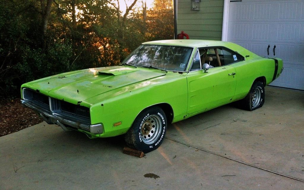 Born 2 Run: 1969 Dodge Charger R/T - http://barnfinds.com/born-2 ...