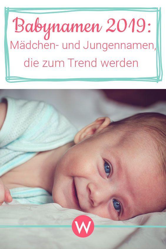 Babynamen 2019: Schöne Ideen für Jungen und Mädchen ...  Babynamen 2019:...