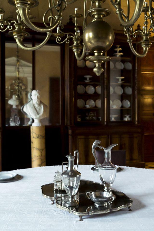 Salle à manger, Ancy le Franc Château Ancy-le-Franc Pinterest