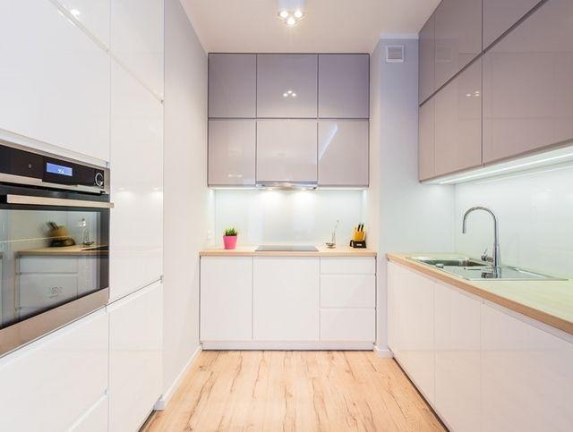 Jak Urządzić Małą Kuchnię W Bloku Inspiracje Kuchnie W