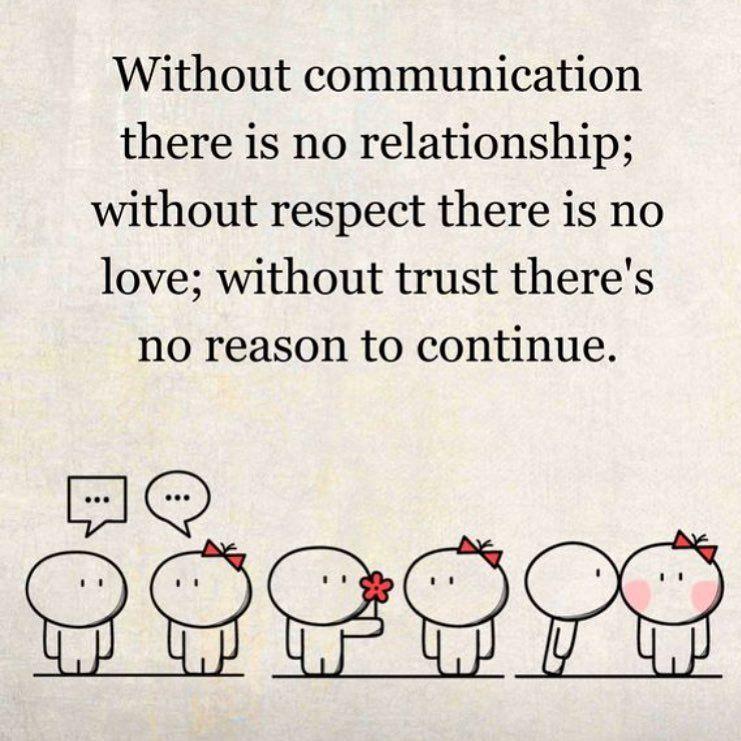 Relationship broken beyond repair
