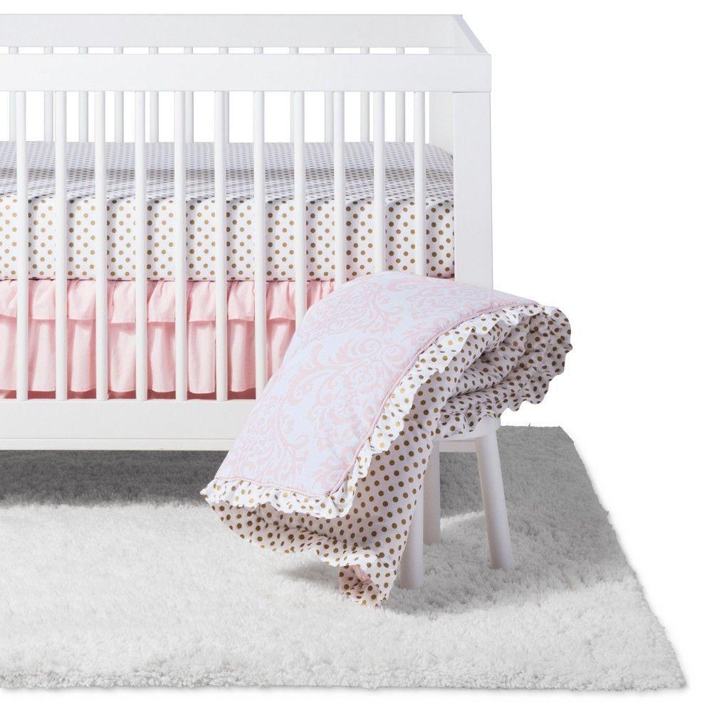 Sweet Jojo Designs Crib Bedding Set Amelia 11pc Baby Sleeping