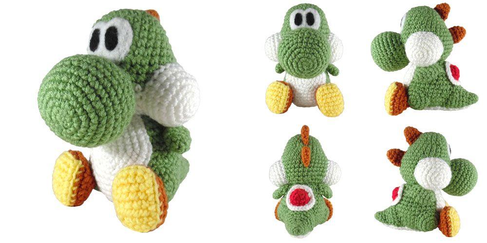 i crochet things: Pattern: Yoshi Amigurumi | Crafting and such ...
