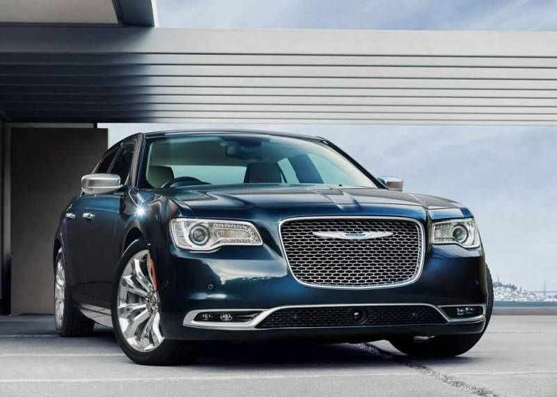 2017 Chrysler Imperial
