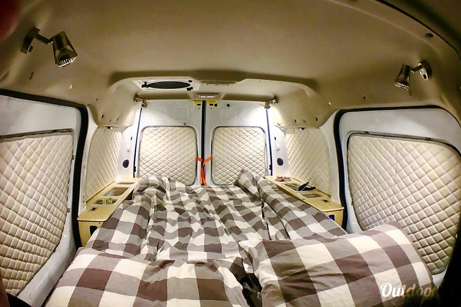 Bodie 2013 Ford Transit Connect San Francisco Ca The Bed