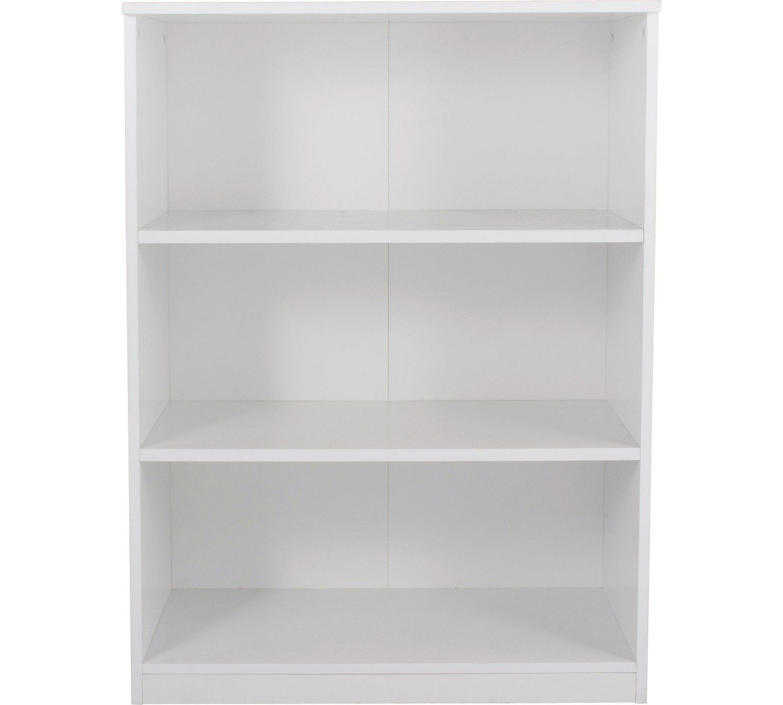 Buy Argos Home Pagnell White 3 Shelf Bookcase Toy Boxes Argos Bookcase 3 Shelf Bookcase Shelves