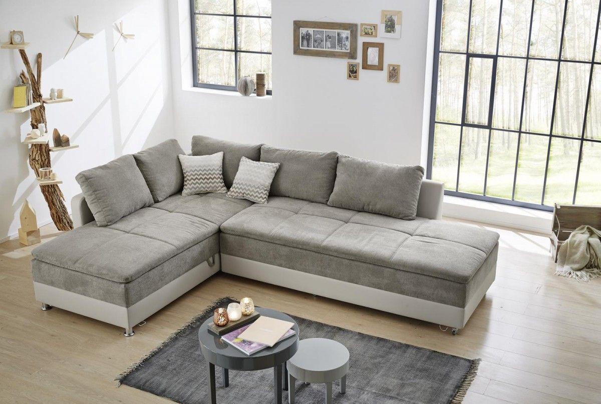 Boxspring Garnitur Beige Hellgrau Online Bei Poco Kaufen Moderne Couch Ecksofas Couch Möbel