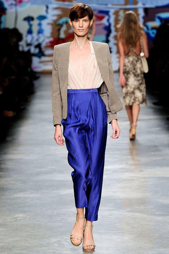 D&G Spring 2012 | Milan Fashion Week | Fashion Gone Rogue