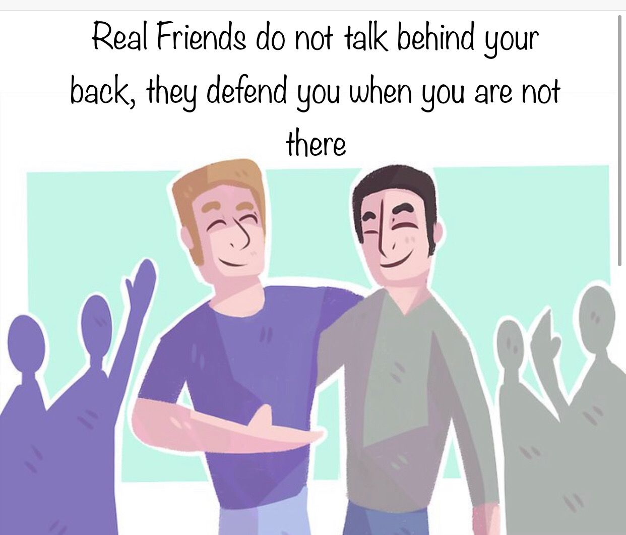 Pin By Maxwell On Truth Real Friends Talking Behind Your Back Relationship