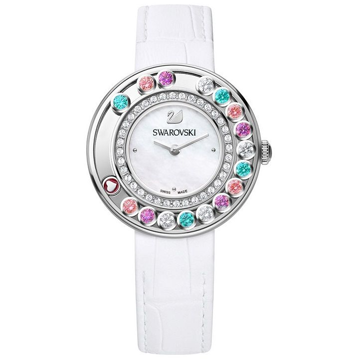 Lovely En Crystals Montre Colored 2019Swarovski Multi 2WEID9H