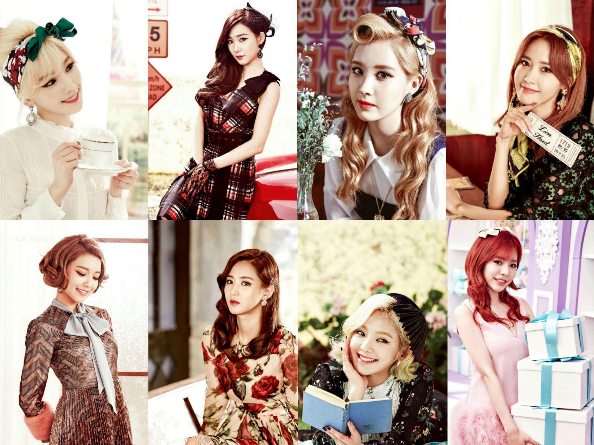 Taeyeon Sweet Wallpaper Snsd Colorful Lionheart1920 Snsd Wallpaper Snsd Girls Generation Taeyeon