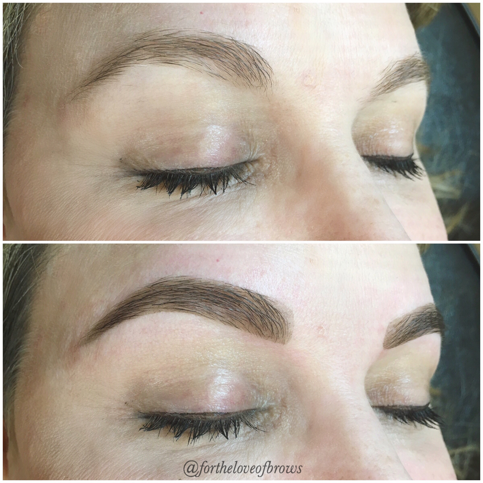 Brow Wax And Tint Service By Marisa Rios At Leidan Mitchell Salon In