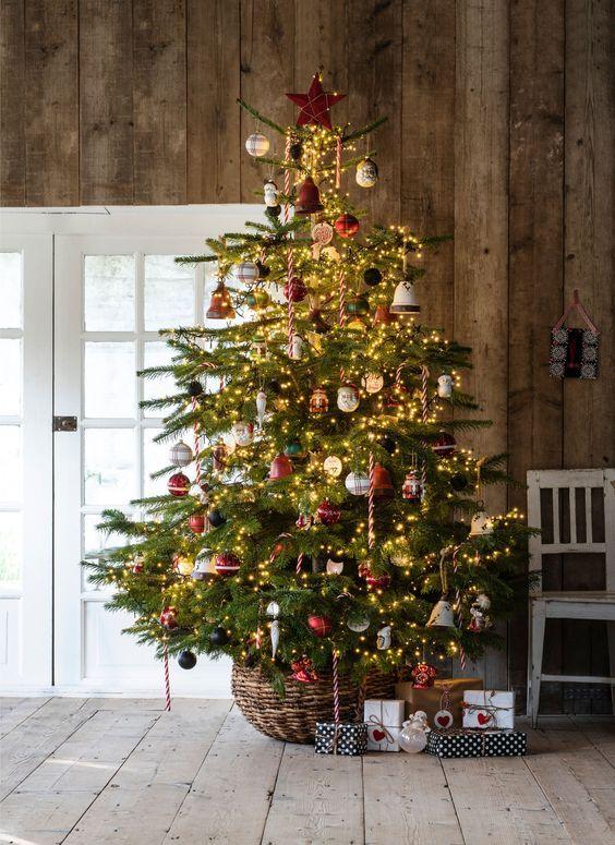 Kerstboom Intratuin #kerstboomversieringen2019