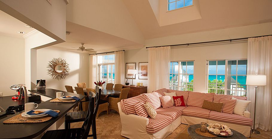 Luxury Resort Accommodations - Key West Oceanview Two Story, Two ...