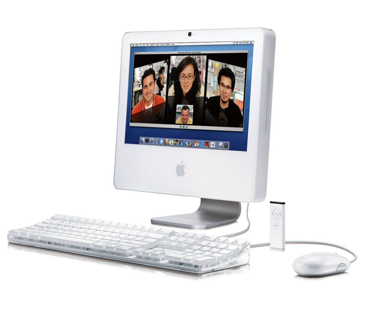 Imac slimmer intel 2006 apple products pinterest for Apple product book