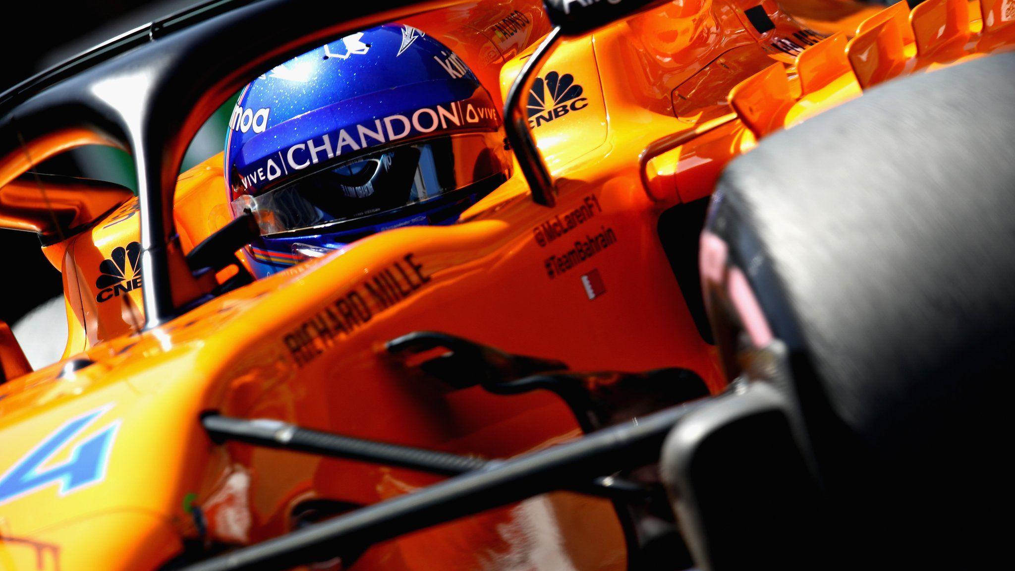 Montreal 'tough circuit' for McLaren Canadian grand prix