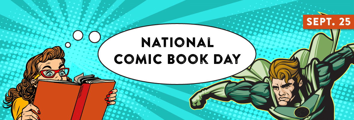 Free Comic Day 2020 December Announcement National comic